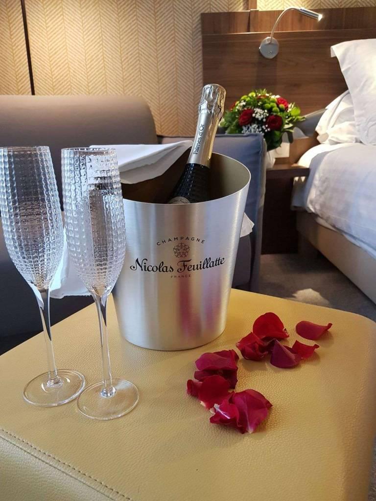 Escapade romantique à l'Hôtel Le Duguesclin
