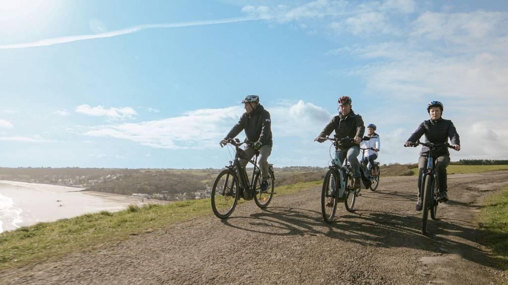 Faire du vélo dans les Côtes d'Armor